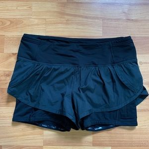 Lululemon Speed Up Shorts w/ Spandex